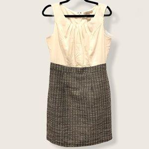 Banana Republic Factory 8P sleeveless sheath dress
